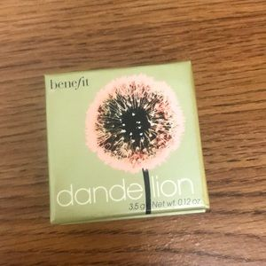 Benefit Cosmetics Dandelion Mini Blush